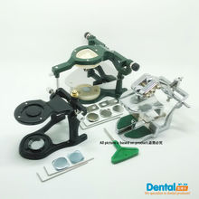 3 Sets Dental Lab small & Large & Adjustable Magnetic Articulator Dentist Lab Equipment High Quality high quality new lingual finishers the tongue side of the mill dentist lab equipment