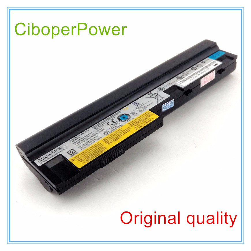48Wh Original New Laptop Battery for S100 S10-3 S205 S110 <font><b>U160</b></font> S205s U165 L09M3Z14 L09S6Y14 L09M6Y14 image