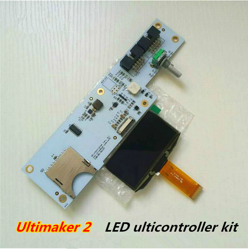 SWMAKER 3D printer kit Ultimaker 2 ulticontroller rev 2 1 display kit control panel board