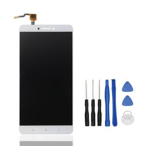 Image 3 - Ocolor XiaoMi MI MAX LCD 디스플레이 및 터치 스크린 어셈블리 교체 6.4 xiaomi MAX Phone For Tools And Adhesive