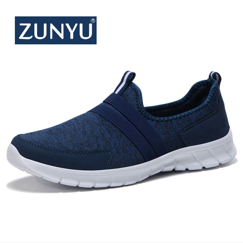 ZUNYU New Summer Autumn Sneakers Men Casual Shoes Air Mesh Shoes For Mens Loafers Fashion Sneakers Mens Trainers Size 36-47ZUNYU New Summer Autumn Sneakers Men Casual Shoes Air Mesh Shoes For Mens Loafers Fashion Sneakers Mens Trainers Size 36-47