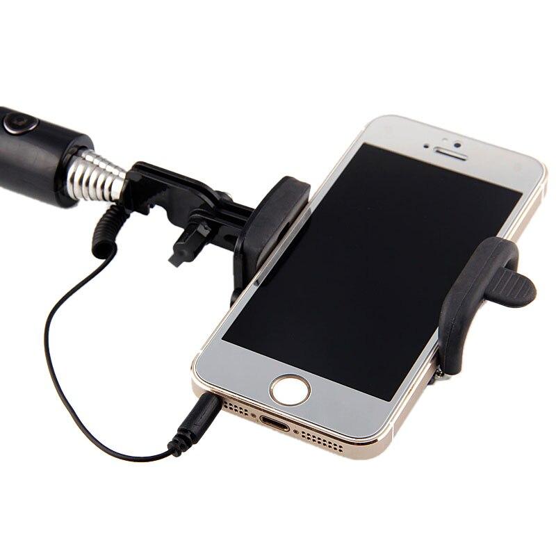 Handheld Extendable Self Portrait Selfie Monopod Stick: Universal Selfie Stick Extendable Handheld Self Portrait