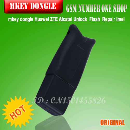 100%original new mkey dongle For Huawei ZTE Alcatel Unlock / Flash / Repair/imei