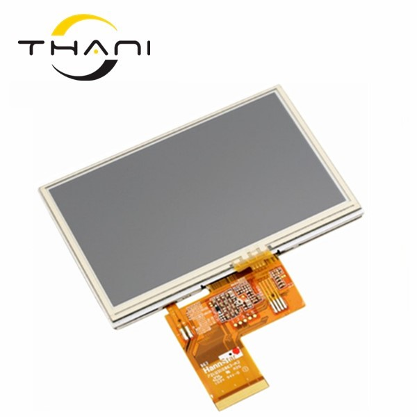 Thani 4.3inch LCD screen for Launch X431 Diagun III LCD display Screen with Touch screen digitizer Repair replacement