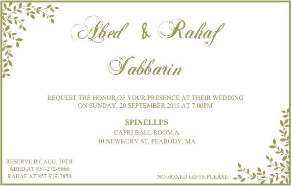 Ivory Wedding Invitations Cards Personalize Printing Design Wedding
