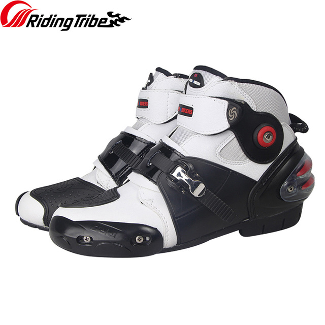 PROBIKER Wearable Anticollision Motorcycle Boots Men Shoes Bota Motocross Boots Sport Racing Shoes Botas Free Shipping with Gift