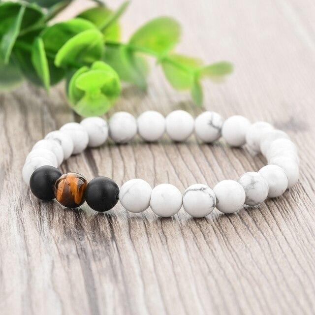 Женский винтажный браслет с камнями на запястье chicvie натуральный