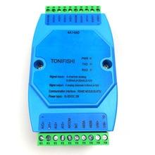 4AI4AO Universal 4   channel analog isolated input, 4   channel analog เอาต์พุตโมดูล 1 ใน 4 เครื่องส่งสัญญาณ 0 10 v 4 20mA