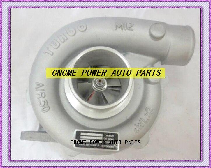 TURBO TOE73 704794 704794-0002 704794-0001 ME078871 ME078660 Turbocharger For Kobelco Excavator SK330-6E Excavator 6D16T 6D16
