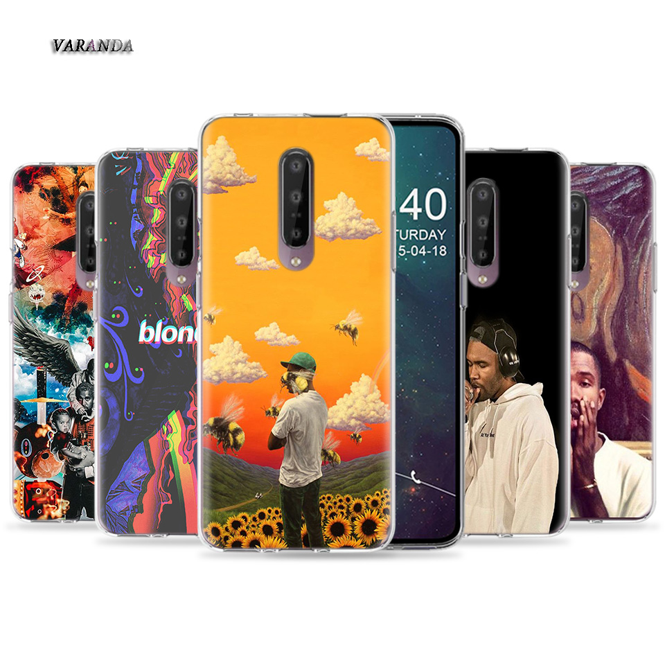 Frank Ocean Blonde Case for Oneplus 7 Pro 5G 6T 6 Silicone Fundas Capa Ultra Thin Slim TPU Phone Coque Cover 1+ 7 7Pro 5G 6T 6 dial vision adjustable lens eyeglasses
