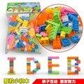 Letra o número de construcción autoblocante ladrillos bloques de construcción a granel juguete matemáticas de Aprendizaje y Educación de Juguete de regalo de Navidad para niños