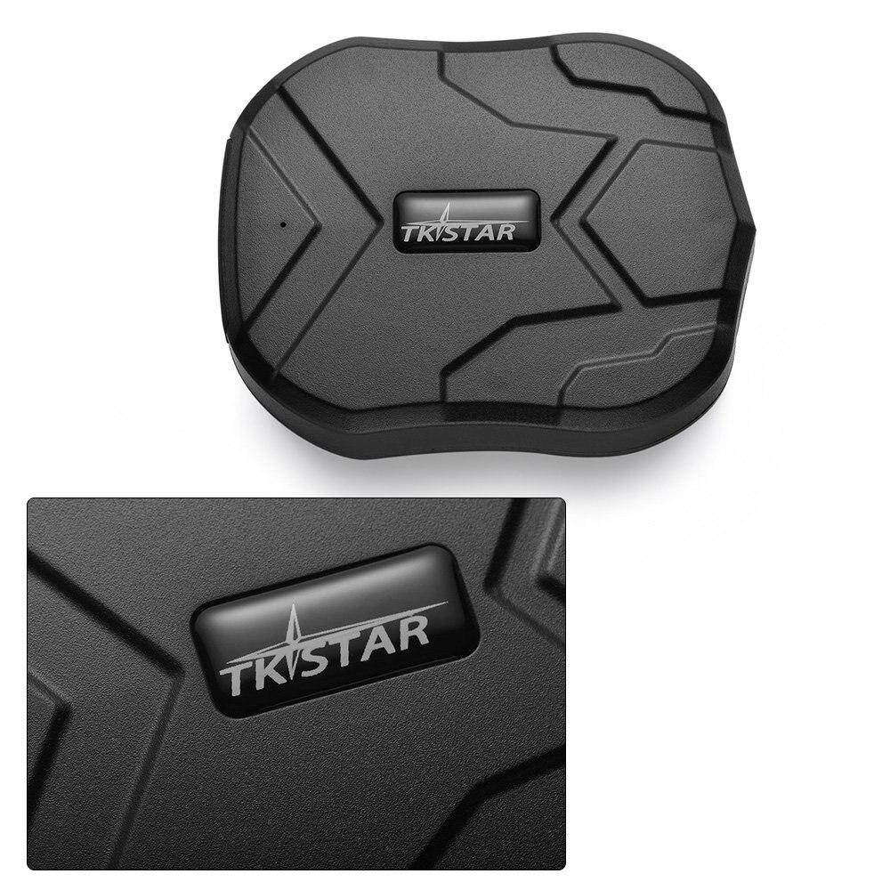 TKSTAR TK-905 Mini dispositif de suivi étanche avec aimant puissant longue veille GPS Tracker localisateur pour enfants aînés animaux de compagnie voiture - 4