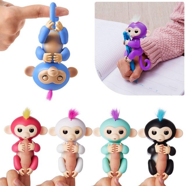 Smart Finger Affe Baby Affen Interaktive Roboter Spielzeug