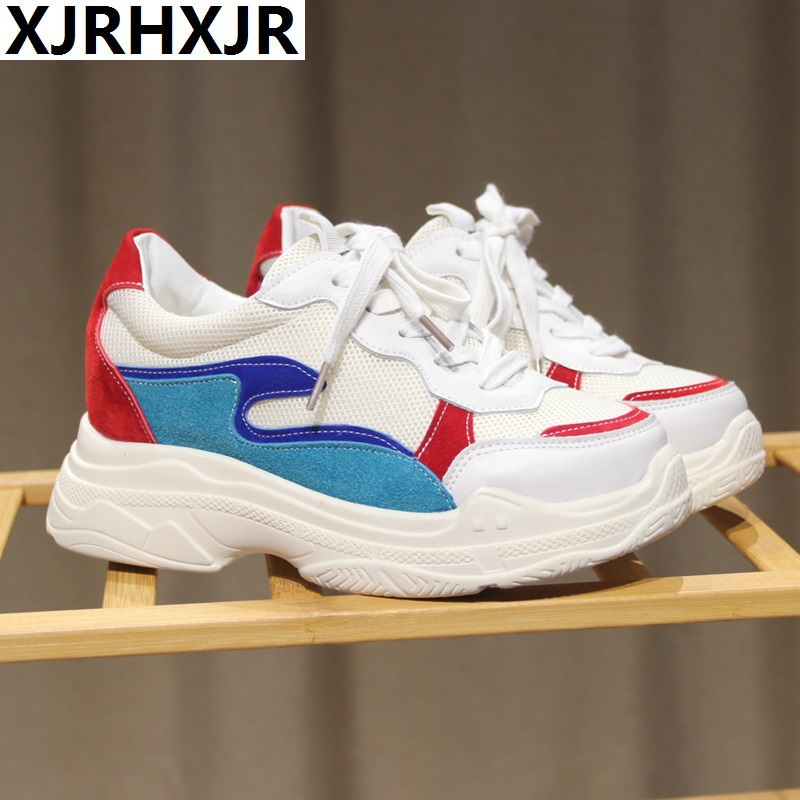 Basket Platform Training Shoes JR
