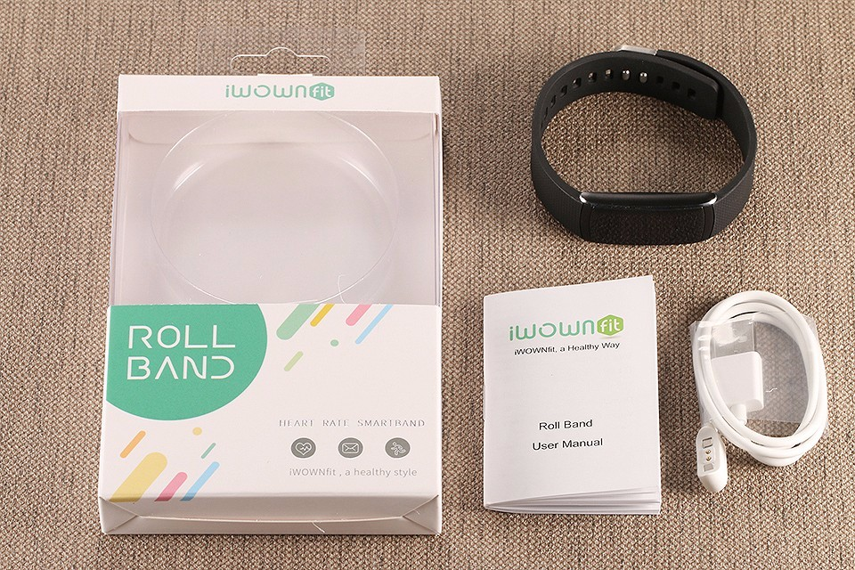 Original iWown i6Pro Smart Band PMOLED Display Heart Rate Monitor Smart WristBand Bracelet Waterproof Android Fitness Tracker 27