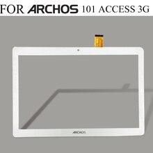Новинка 10,1 дюймов для ARCHOS 101 доступ 3g сенсорный экран Digiziter для планшета ARCHOS доступ 101 3g AC101AS 3g V2 стеклянный датчик