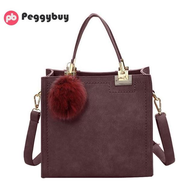 6456f88c128b NEW HOT SALE handbag women casual tote bag female large shoulder messenger  bags high quality Suede