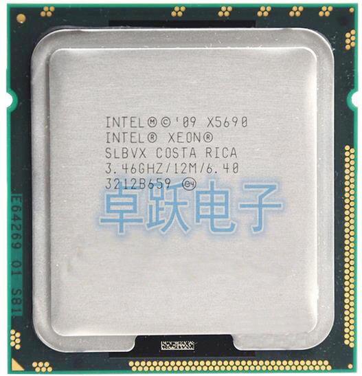 Intel Xeon X5690 CPU processor /3 46GHz /LGA1366/12MB L3
