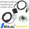 Gps антенна усилитель сигнала GPS приемник + передатчик USB разъем, усиление сигнала GPS для навигационная система навигатор телефон