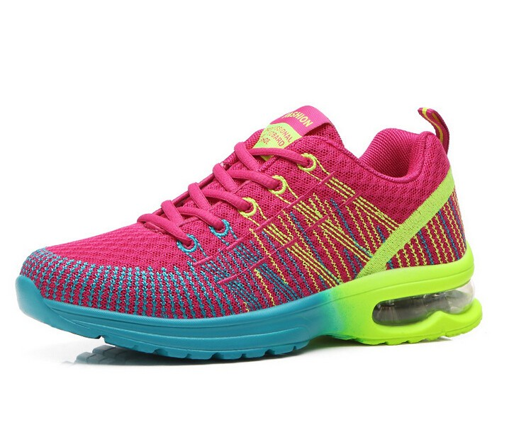 Women's Sneakers Breathable Cushioning Women Running Shoes XYP418 2