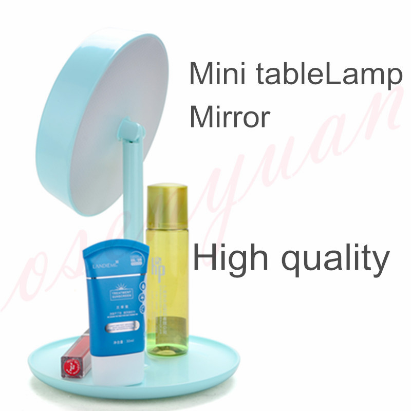 Christmas Gifts! Cheapest Led Light Mirror Lamps And Led Light Table Lamps  For Bedroom