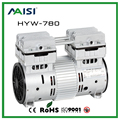 110V(AC) 120L/min 780W Oilless Piston Compressor Pump HYW-780