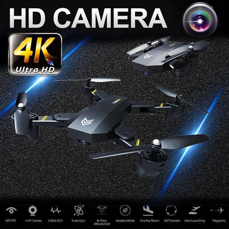S9 Mode Headless Quadcopter 2.4 GHz 4 Axe gyro 2MP 720 P HD WIFI caméra fixe haute pliage FPV Drone Hélicoptère