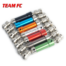 TeamFc Metal Rear Drive Shaft CVD For WLtoys 12428 12423 1/12 RC Car Crawler Short Course Truck Upgrade Hop-Up Parts F48