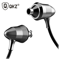 KZ X6 Q Feeling Metal Version In Ear Headphones Professional Sound Quality Heavy Bass Headphones KZ