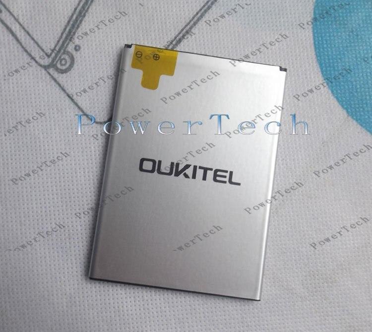 imágenes para Nuevo C5 C5 PRO Batería Para 5.0 pulgadas OUKITEL pro Móvil del ENVÍO con Número de seguimiento