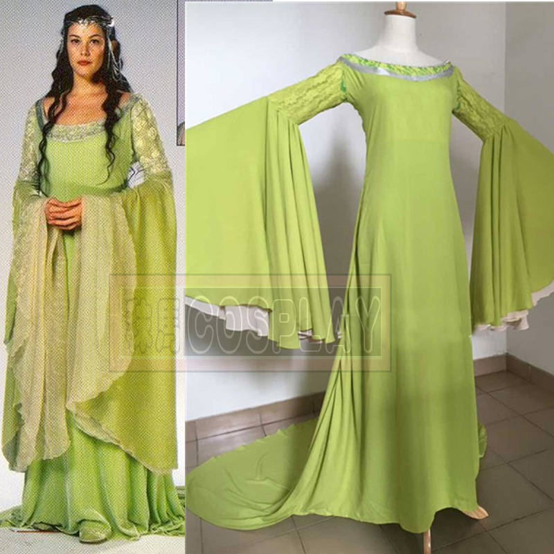 Lord of the Rings Elven Costumes for Women