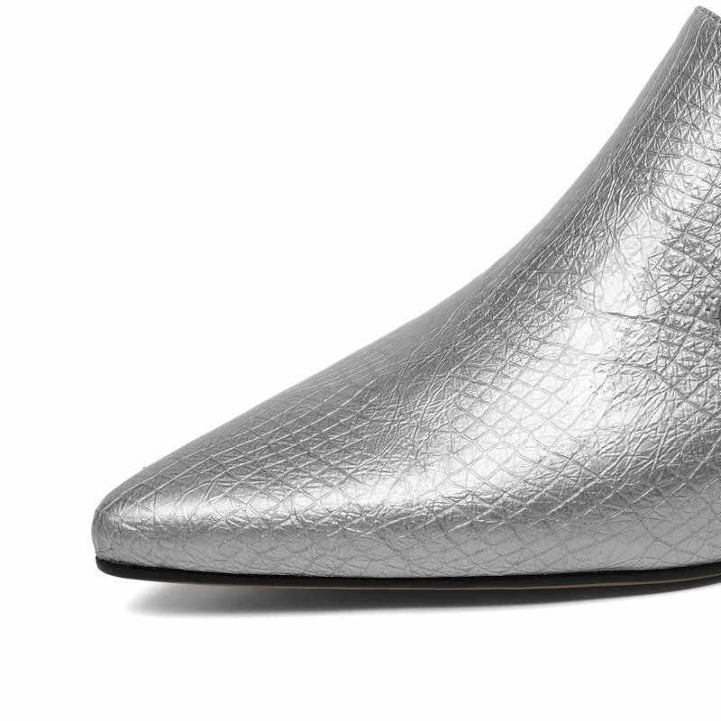 NEMAONE Mùa Hè giày phụ nữ Da Chính Hãng dép đi trong nhà Người Phụ Nữ Thời Trang Dép Giản Dị Thoải Mái Dép Đi Trong Nhà Nữ ăn mặc giày