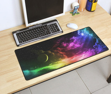 70x30cm Non-Skid Rubber Large thick Gaming Mouse Pad Dream Catcher Feather Pattern Mouse Mat Desktop PC Computer Laptop Mousepad