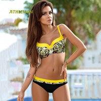 Sexy Bikini Sets Swimsuits Women Push Up Bathing Suit Summer 2018 Newest Beachwear Womens Brazilian Bikinis
