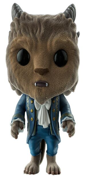 Beauty and the Beast Character the Beast Vinyl Collection Figure Toys