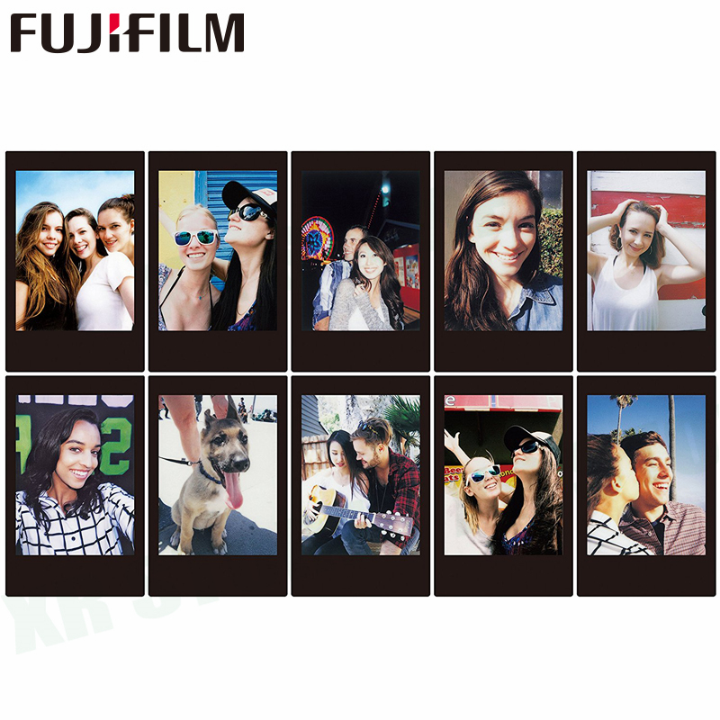 Fujifilm Limonade Rose + Noir + Ciel Bleu Fuji Instant Photo 30 Feuilles Film Pour Instax Mini 8 9 70 7 s 50 s 50i 90 25 Partager SP-1 2 - 5