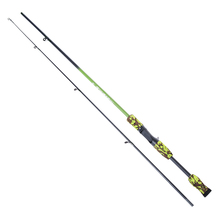 Green Camouflage Portable 1 8M 3 4-20g Lure Test M Action Carbon Fiber Travel Carp Baitcasting Spinning Fishing Rod cheap Ocean Boat Fishing Ocean Beach Fishing Ocean Rock Fshing Lake Reservoir Pond River stream Lure Rod Soft op-h-35 1 8-3 4oz (3 4-20g)