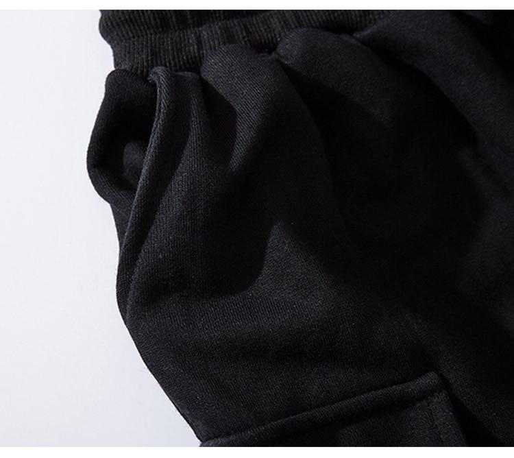 Aolamegs calças dos homens bloco hit cor