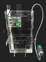 Pcb 만들기 hk2030 etcher pcb 만들기 diy 금속 corroder pcb 만들기 장비