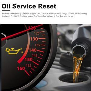 Image 3 - Autel MaxiCheck Pro herramienta de diagnóstico de coche, escáner OBD2, EPB/ABS/SRS/SAS/Airbag/reinicio del servicio de aceite/BMS/DPF, launch x431 elm327