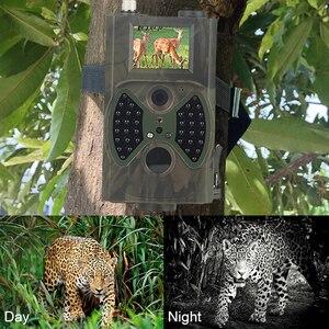Image 2 - HC300M HC550M hc 700g Hunting Camera 12MP Night Vision MMS GPRS photo traps 3g trail camera Hunter Cam appareil photo chasse