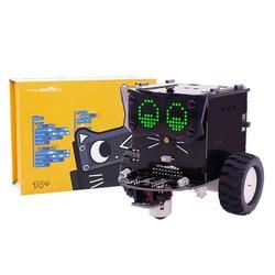 Hot Standaard Versie Omibox Scratch Programmeerbare Robot Auto Kit Robotics Learning Kit Educatief Stem Speelgoed Cadeau Voor Kinderen Kid