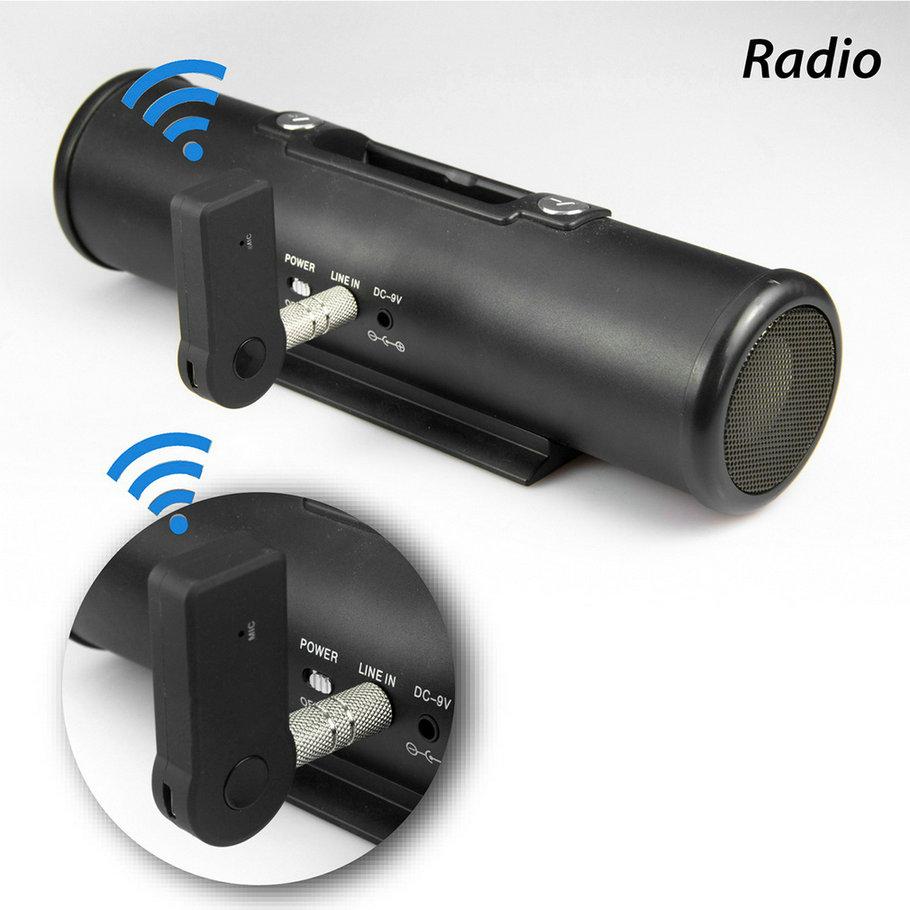 Bluetooth Music Audio Stereo Adapter Rec