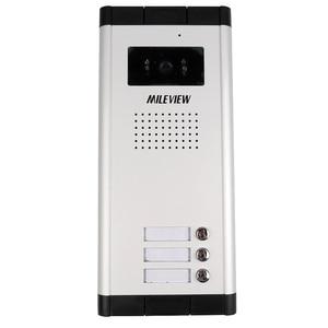Image 4 - Visiophone avec écran couleur 7 pouces, système dinterphone vidéo de porte/sonnette pour 2/3/4 maisons, en Stock, livraison gratuite