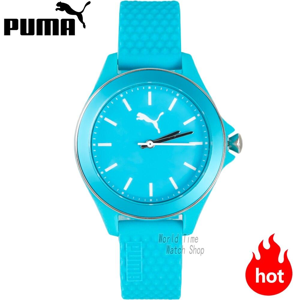 PUMA WATCH Casual series of simple fashion quartz female watch PU104062004 PU104062002 PU104062003 puma watch unlimited series of quartz electronic movement male watch pu911261001 pu103461002 pu103461015 pu103931001 pu910541016