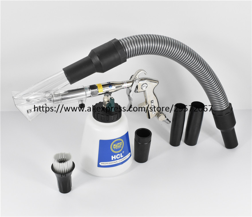 2 in 1 Bearing tornador cleaning gun , high pressure car washer tornador foam gun,car tornado Vacuum cleaner цена