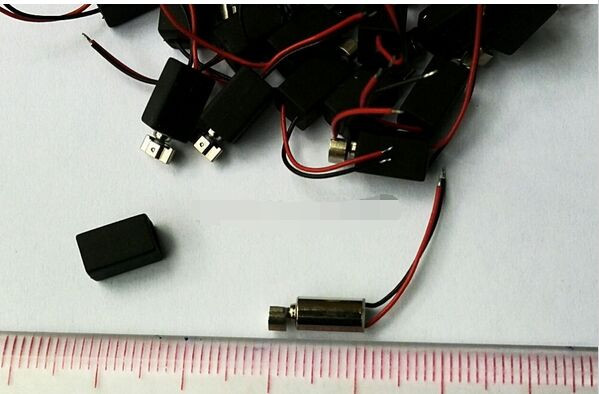 toys,robot Diy Computer & Office 20pcs/lot Low Power 4mm X 8mm Vibration Pager Vibrating Vibrator Motor For Cell Phone