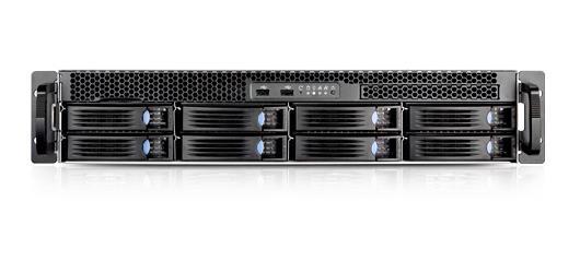 RM23608 chassis 2U 8 disk hot plug chassis 6GB SAS SATA 2u hot plug in chassis 2u 9 disk hot swap server sata sas hd storage cabinet