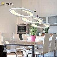 Luminaria Avize Modern Ceiling Lights Led Lights For Home Lighting Lustre Lamparas De Techo Plafon Lamp AC85-260V Lampadari Luz
