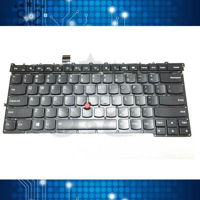 OLOEY US Keyboard for Lenovo Thinkpad X1 Carbon Gen 3 3rd Backlight 2015  year